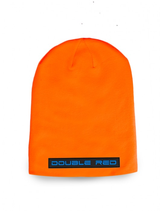 DNA RED BEANIE Neon Orange