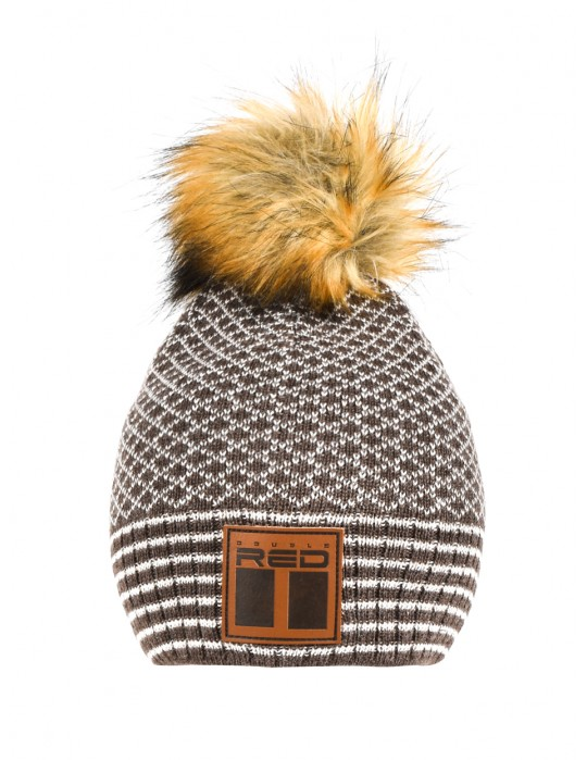 ALYESKA Brown Cap